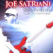 Joe Satriani: Satchurated: Live In Montreal 2010 - CD