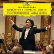 Gustavo Dudamel, Wiener Philharmoniker: Mendelssohn: Symphony No.3 - Plak