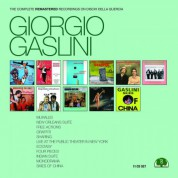 Giorgio Gaslini: The Complete Remastered Recordings on Dischi Quercia - CD