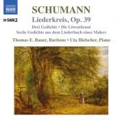 Thomas E. Bauer, Uta Hielscher: Schumann: Liederkreis - CD