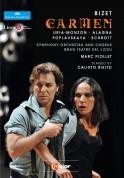 Beatrice Uria-Monzon, Roberto Alagna, Marina Poplavskaya, Erwin Schrott, Eliana Bayon, Gran Teatre del Liceu Symphony Orchestra, Marc Piollet: Bizet: Carmen - DVD