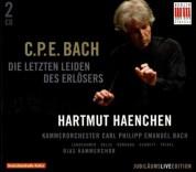 Christiane Oelze, Kammerorchester Carl Philipp Emanuel Bach, Hartmut Haenchen: C.P.E. Bach: Letzten Leiden Des Erlösers - CD