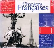 Çeşitli Sanatçılar: Chanson Francaises Volume 1 - CD