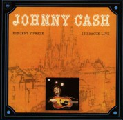 Johnny Cash: Koncert v Praze (In Prague Live) - CD