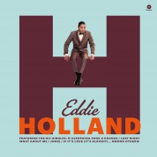 Eddie Holland: First Album + 2 Bonus Tracks - Plak