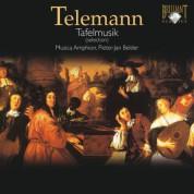 Musica Amphion, Pieter-Jan Belder: Telemann: Tafelmusik (Selection) - CD