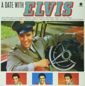 Elvis Presley: A Date With Elvis - Plak
