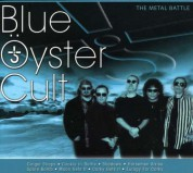 Blue Oyster Cult: Metal Battle - CD