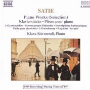 Klara Kormendi: Satie: Piano Works (Selection) - CD