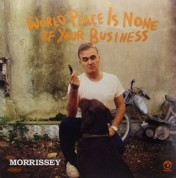 Morrissey: World Peace is None Of Your Business - Plak