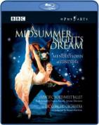 Mendelssohn: A Midsummer Night's Dream - BluRay