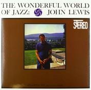 John Lewis: The Wonderful World Of Jazz (Remastered) - Plak