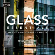 Nicolas Horvath: Essential Glass - An 80th Anniversary Tribute - Plak