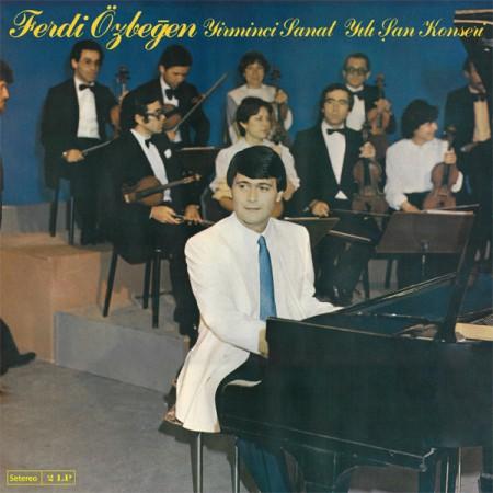 Ferdi Özbeğen: 20. Sanat Yılı Şan Konseri - CD