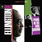 Duke Ellington: Piano in The Foreground - Plak