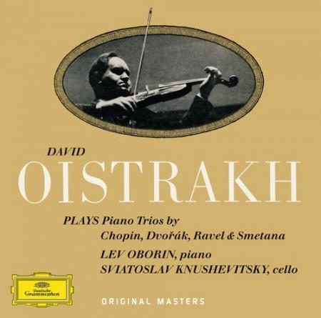 David Oistrakh, Lev Oborin, Sviatoslav Knushevitsky: David Oistrakh - Plays Piano Trios - CD