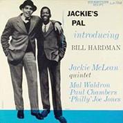 Jackie McLean: Jackie's Pal (200g-edition) - Plak