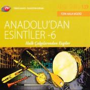 Çeşitli Sanatçılar: TRT Arşiv Serisi 139 - Anadolu'dan Esintiler 6 - CD