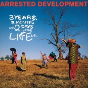 Arrested Development: 3 Years, 5 Months And 2 Days In The Life Of - Plak