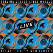 Rolling Stones: Steel Wheels Live (Limited Edition) - Plak