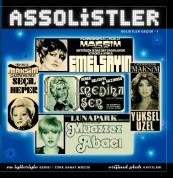 Çeşitli Sanatçılar: Assolistler - CD