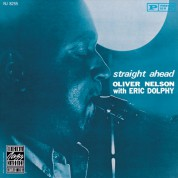 Oliver Nelson: Straight Ahead - CD