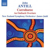 James Judd: Antill: Corroboree / Outback Overture - CD