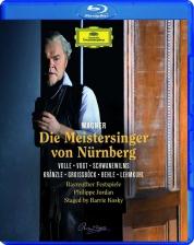 Michael Volle, Klaus Florian Vogt, Orchester der Bayreuther Festspiele, Philippe Jordan: Wagner: Die Meistersinger von Nürnberg - BluRay