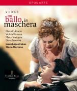Verdi: Un ballo in maschera - DVD