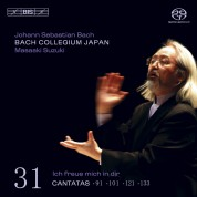 Bach Collegium Japan, Masaaki Suzuki: J.S. Bach: Cantatas, Vol. 31 - SACD