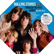 Rolling Stones: Through The Past, Darkly (Big Hit Vol.2) - Plak