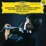 David Garrett, Alexander Markovich: David Garrett - Bach, Beethoven, Mozart - CD