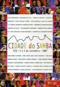 Çeşitli Sanatçılar: Cidade Do Samba - DVD