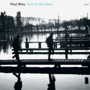 Paul Bley: Solo in Mondsee - CD