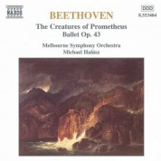 Beethoven: Creatures of Prometheus (The), Op. 43 - CD