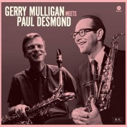 Gerry Mulligan, Paul Desmond: Gerry Mulligan Meets Paul Desmond + 1 Bonus Track! - Plak