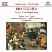 Praetorius: Dances From Terpsichore - CD