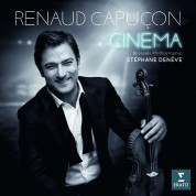 Renaud Capuçon: Cinema - CD