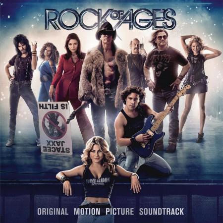 Çeşitli Sanatçılar: Rock of Ages (Soundtrack) - Plak