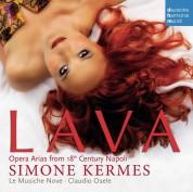 Simone Kermes: Lava - Opera Arias From 18th Century Naples - Plak