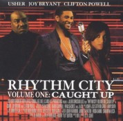 Usher, Joel Bryant, Clifton Powell: Rhythm City Vol.1 - DVD