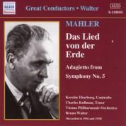 Mahler: Lied Von Der Erde (Das) (Walter) (1936-1938) - CD