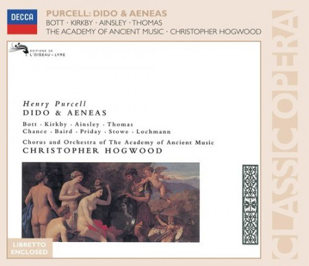 Purcell: Dido And Aeneas - CD