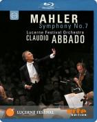 Lucerne Festival Orchestra, Claudio Abbado: Mahler: Symphony No.7 - BluRay