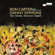 Ron Carter: The Brown Beatnik Tomes (Live At BRIC House 2015) - CD