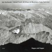 Jan Garbarek, Ustad Fateh Ali Khan: Ragas and Sagas - CD