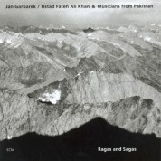 Jan Garbarek, Ustad Fateh Ali Khan: Ragas and Sagas - CD