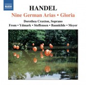 Dorothea Craxton: Handel: 9 German Arias - Gloria - CD