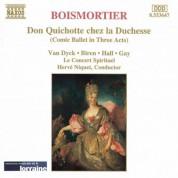 Boismortier: Don Quichotte Chez La Duchesse (Don Quixote at the Duchess') - CD