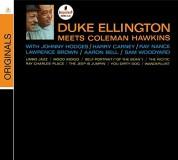 Duke Ellington Meets Coleman Hawkins - CD